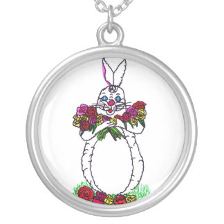 EASTER BUNNY LOVE necklace