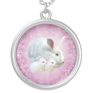 Easter Bunny Magic Necklace