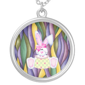 Easter Bunny Necklaces