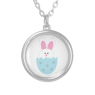 Easter Bunny Custom Necklace