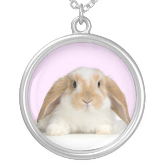 Easter Bunny Necklace