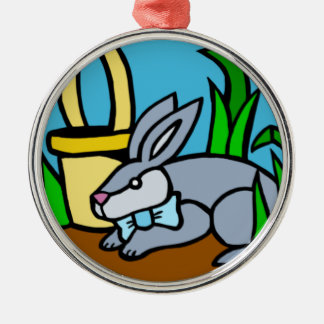 Easter Bunny Ornament