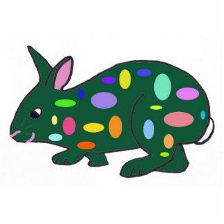 Easter Bunny ornament Photo Sculpture Decoration
