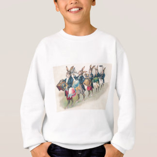 Easter Bunny Parade Band Egg Sweatshirt