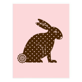 Easter Bunny Postcard © 2012 M. Martz
