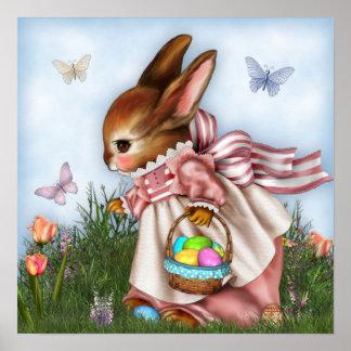 Easter Bunny Print