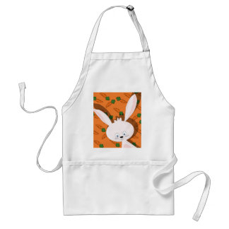 Easter bunny standard apron