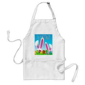 Easter bunny standard apron
