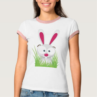 Easter Bunny t-shirt for Adults. Kids sizes too!