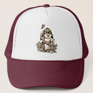 Easter Bunny Trucker Hat