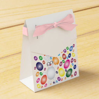 easter bunny wedding favour boxes