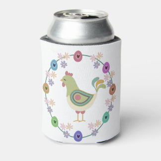 Easter Can Cooler