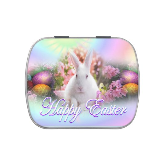 Easter Candy Tin
