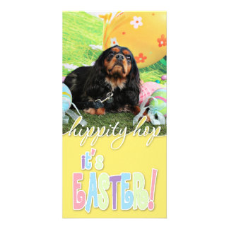Easter - Cavalier King Charles Spaniel - Charlie Photo Cards