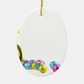 Easter Ceramic Ornament