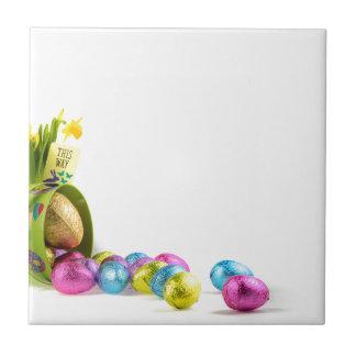 Easter Ceramic Tile