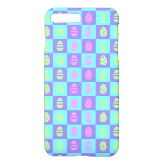 Easter Checkerboard Pattern iPhone 7 Plus Case