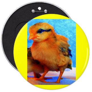 Easter Chick-A-Dee-Light Pins