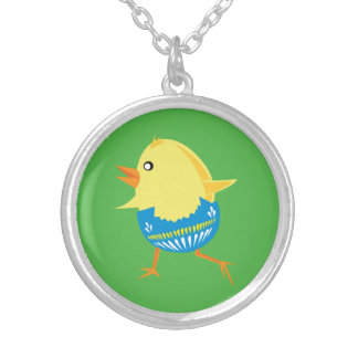 Easter Chick custom necklaces