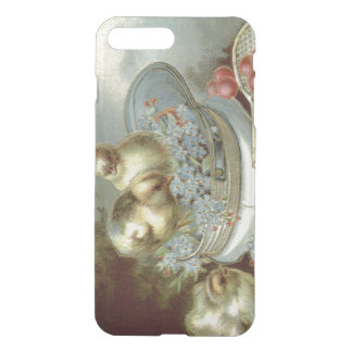 Easter Chick Forget-Me-Nots Cap iPhone 7 Plus Case