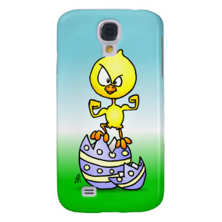 Easter Chick Galaxy S4 Cases