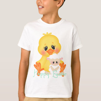 Easter Chick Holiday kids t-shirt