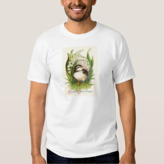 Easter Chick Lily Of The Valley Shirts