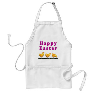 Easter Chicks in Grass Aprons