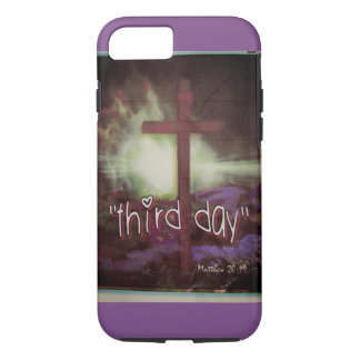 Easter Christian rustic phone accesories iPhone 7 Case