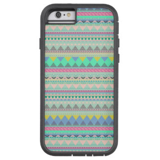 Easter Color Pattern Tough Xtreme iPhone 6 Case