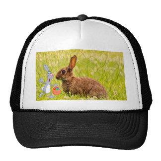 easter comic hat