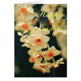 Easter Daffodil card