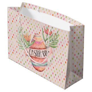 Easter Day Large Gift Bag