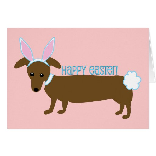 Easter Doggie Cards