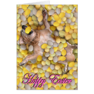 Easter Doggy Card