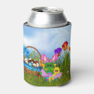 Easter Dragon Can Cooler