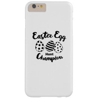 Easter Easter Egg Hunt Champion Fun Barely There iPhone 6 Plus Case