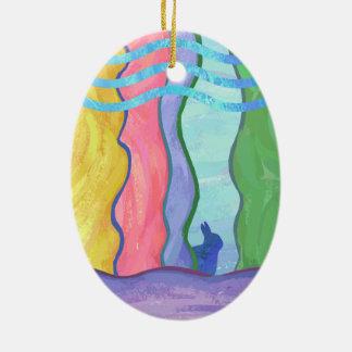 Easter Egg 3 Ornament