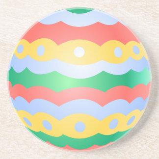 Easter Egg Coasters Festive Easter Egg Decorations