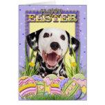 Easter Egg Cookies - Dalmatian