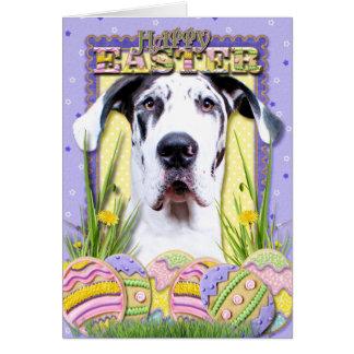 Easter Egg Cookies - Great Dane - Baron Card