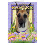 Easter Egg Cookies - Great Dane - Fawn
