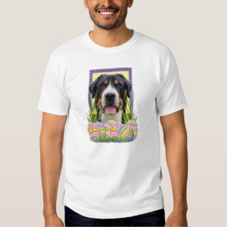Easter Egg Cookies - Greater Swiss Mountain Dog T-shirt