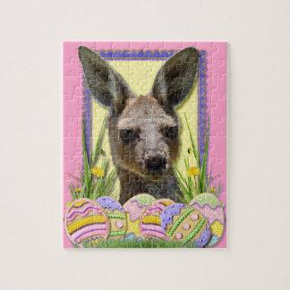 Easter Egg Cookies - Kangaroo Jigsaw Puzzles