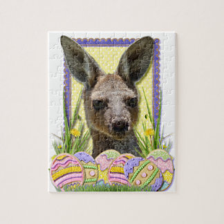 Easter Egg Cookies - Kangaroo Puzzles
