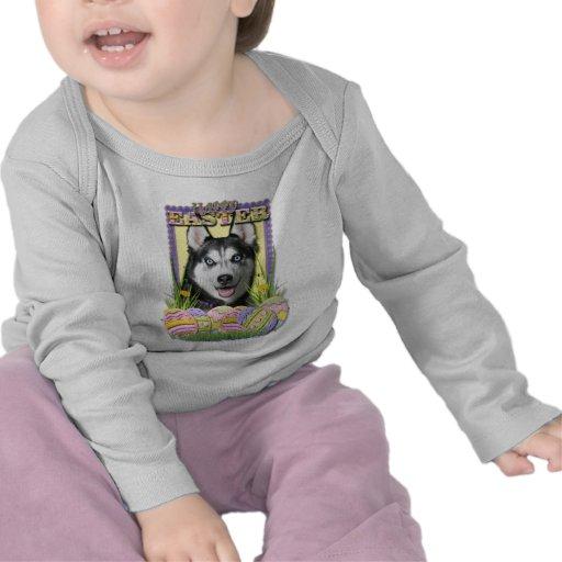 Easter Egg Cookies - Siberian Husky Shirt