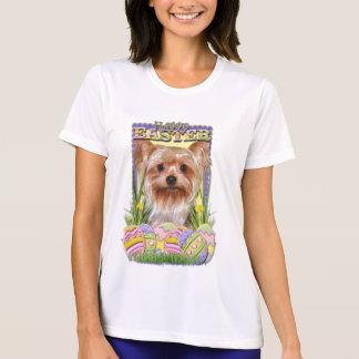 Easter Egg Cookies - Yorkshire Terrier T-Shirt