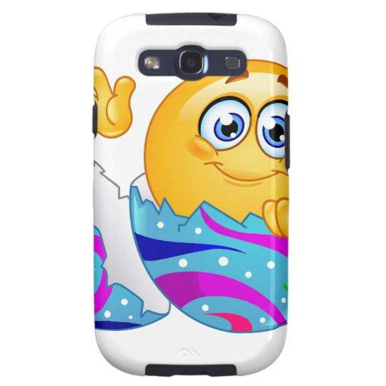 Easter egg Emoji Galaxy SIII Cover
