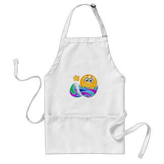 Easter egg Emoji Standard Apron