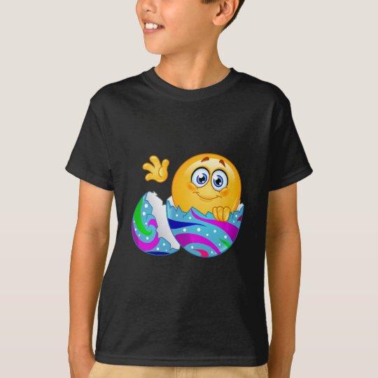 Easter egg Emoji T-Shirt